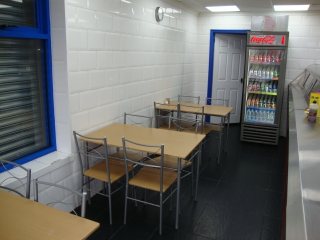 WELL EQUIPPED FISH & CHIPS & GRILL – Busy Area Brighton, East Sussex