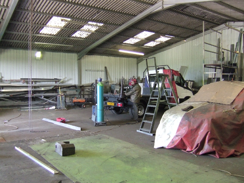 VEHICLE BODY BUILDERS/ENGINEERS – Sussex