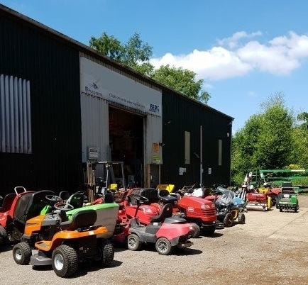 HORTICULTURAL & GARDEN MACHINERY SALES, SERVICE & REPAIRS