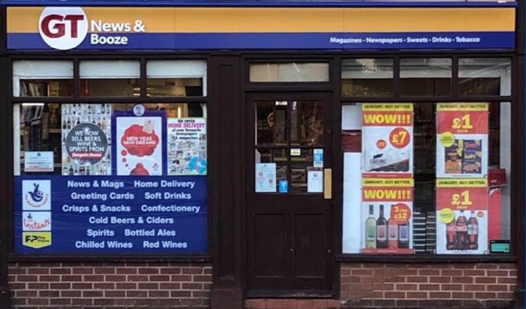 NEWSAGENTS/OFF LIC. – S Yorkshire