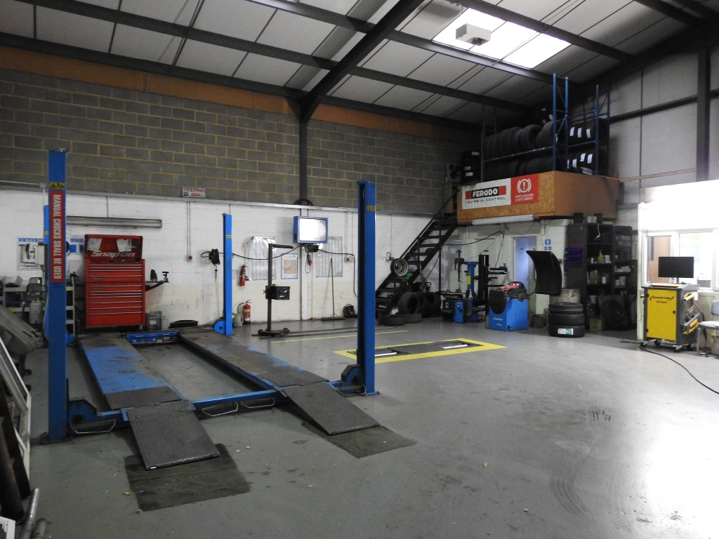 MECHANIC & MOT STATIONS – Kent