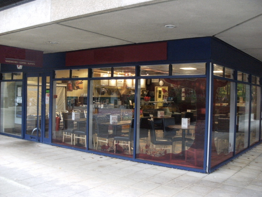 SANDWICH BAR & OUTSIDE CATERING IN THRIVING BUSINESS PARK OFF M27