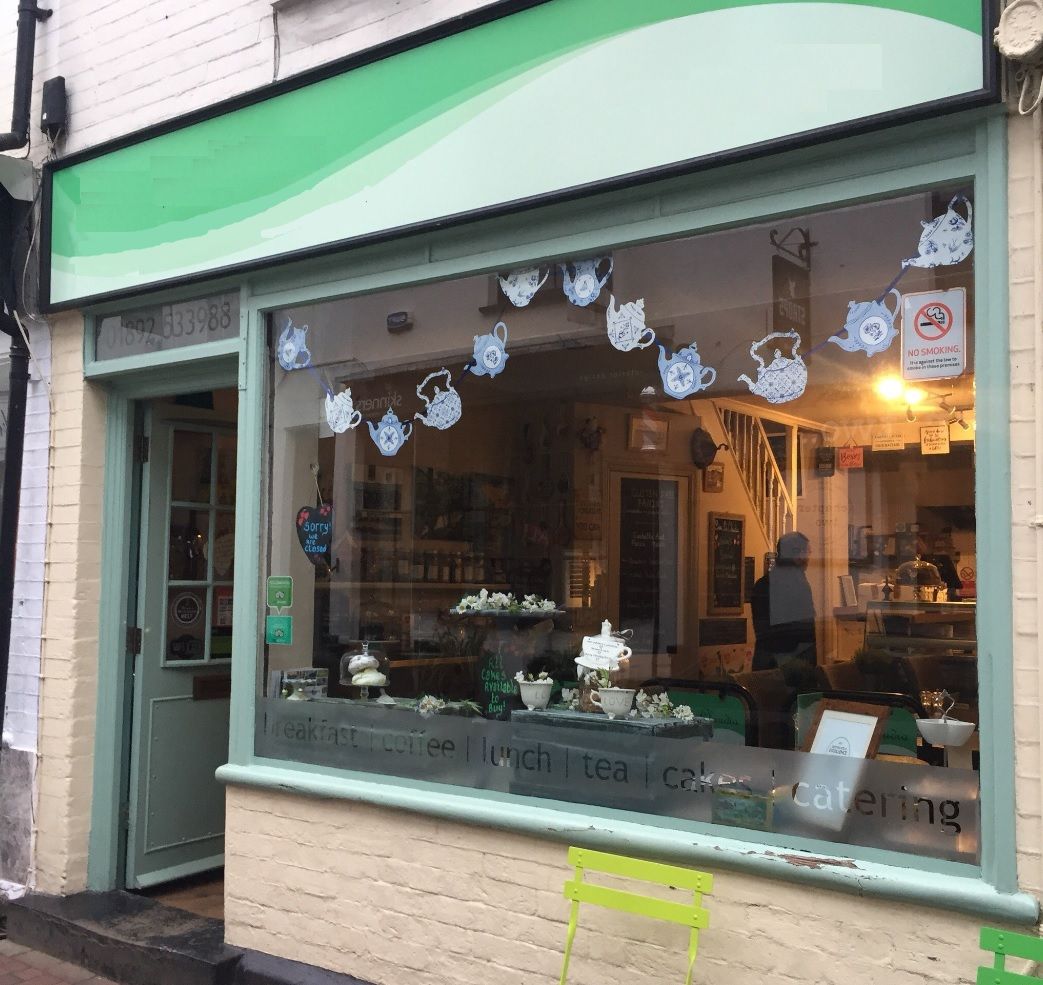 Cafe & Catering Business, Tunbridge Wells