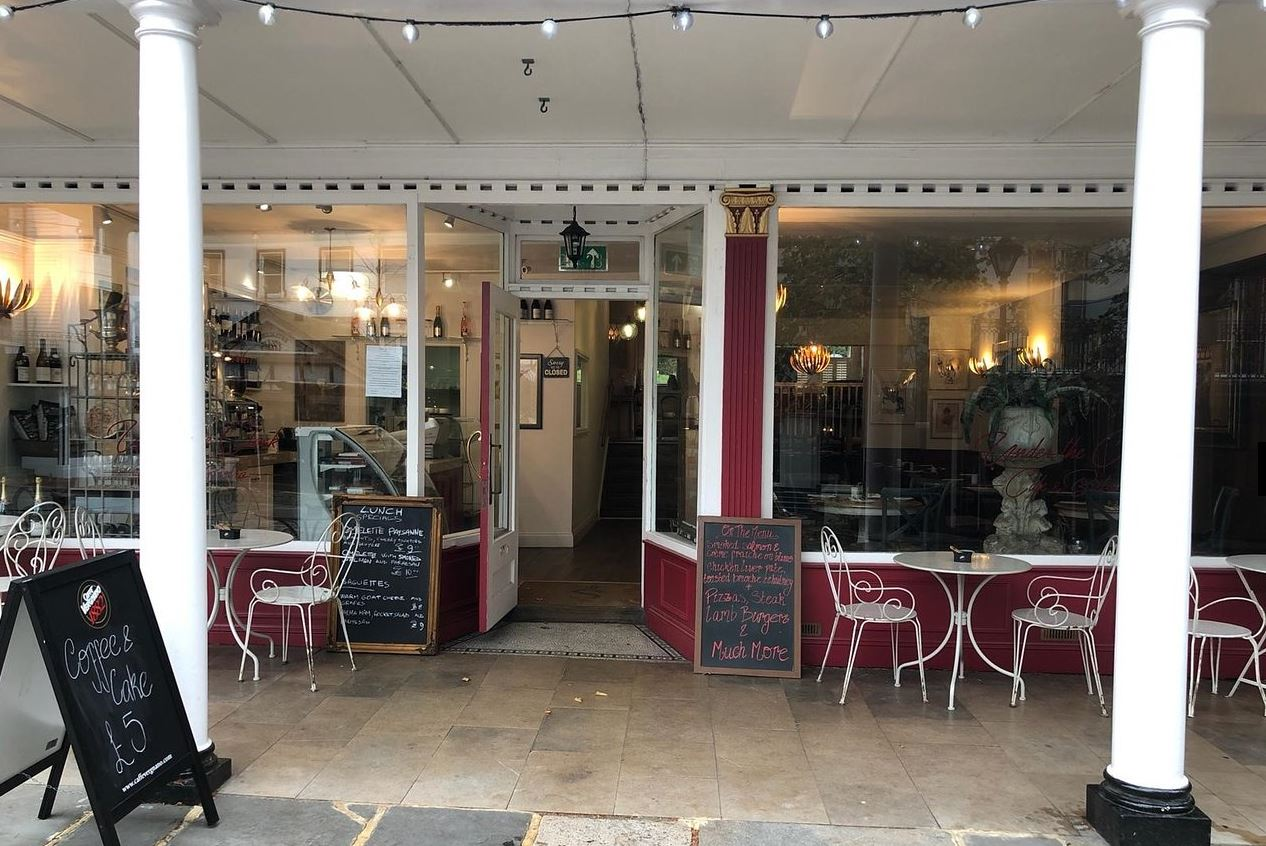 Cafe – Tunbridge Wells