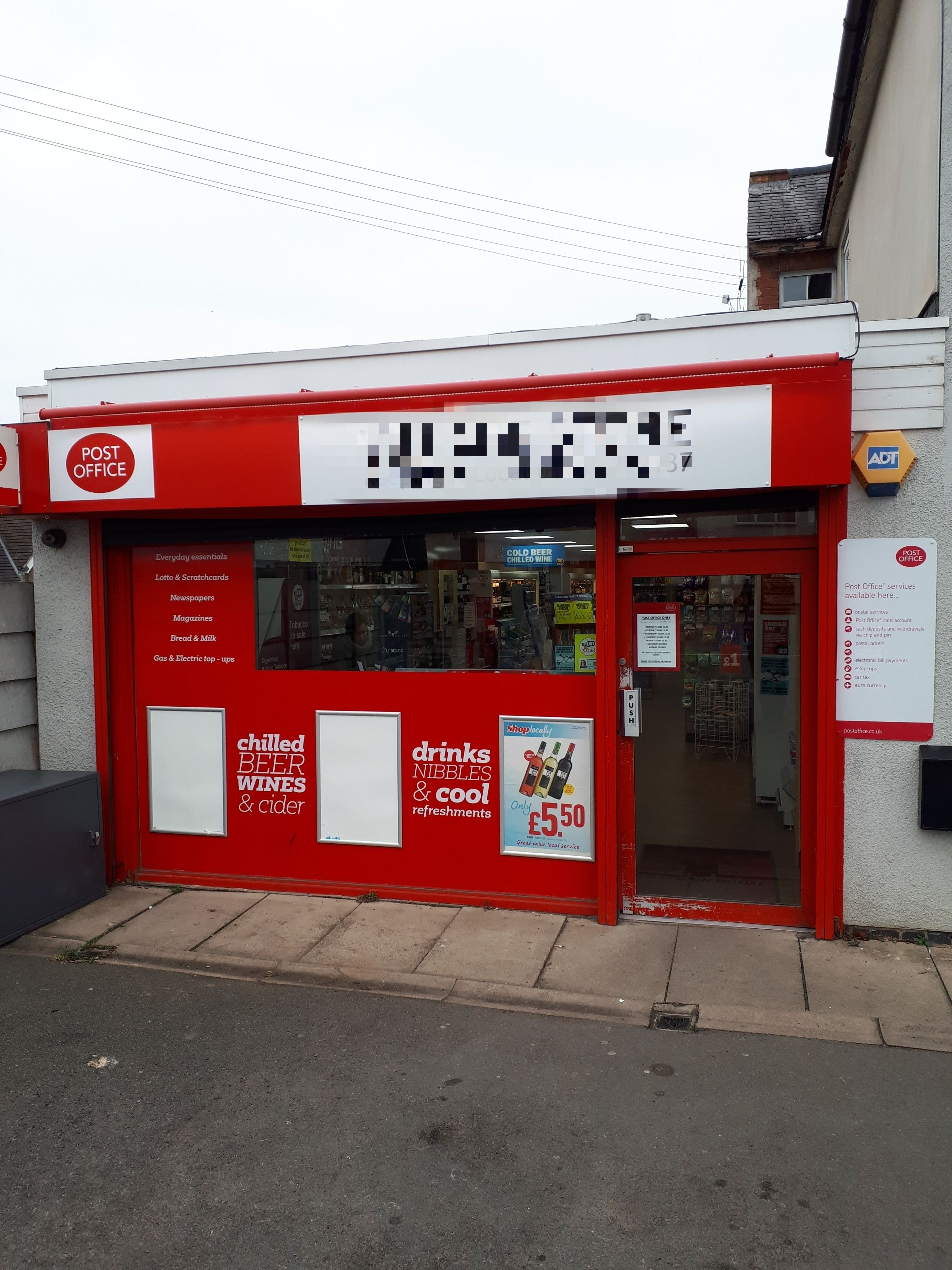 Convenience Store – Leicester