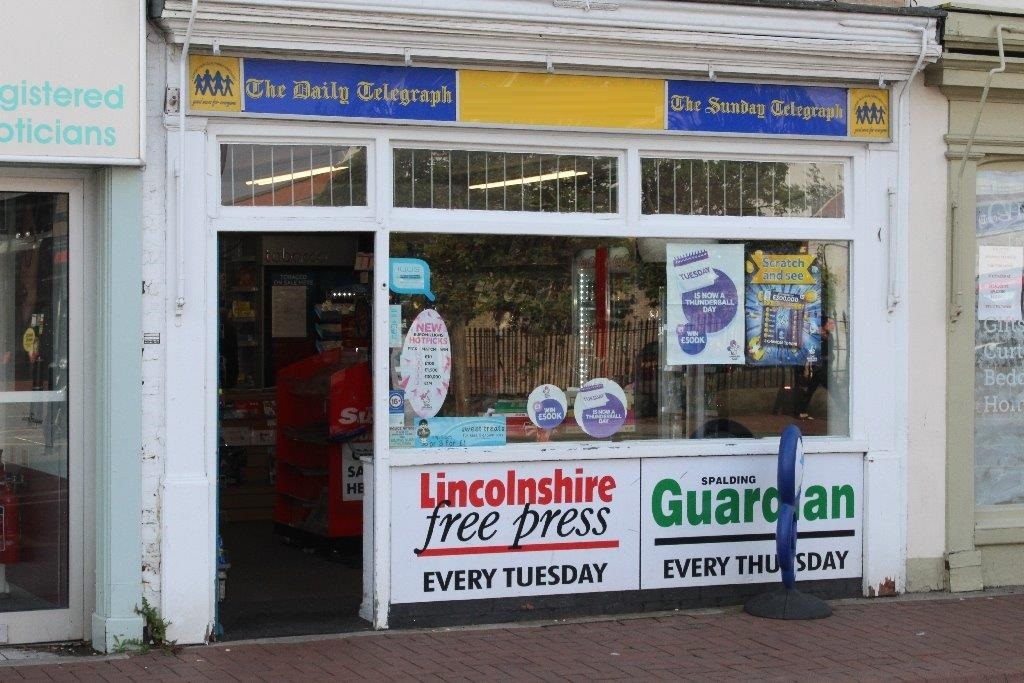 Newsagents – Spalding